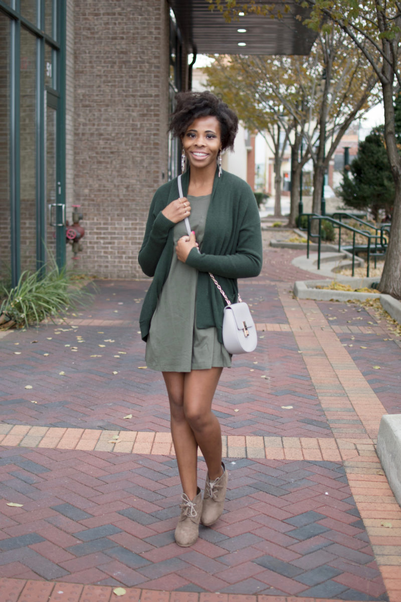 Green Layers for Fall