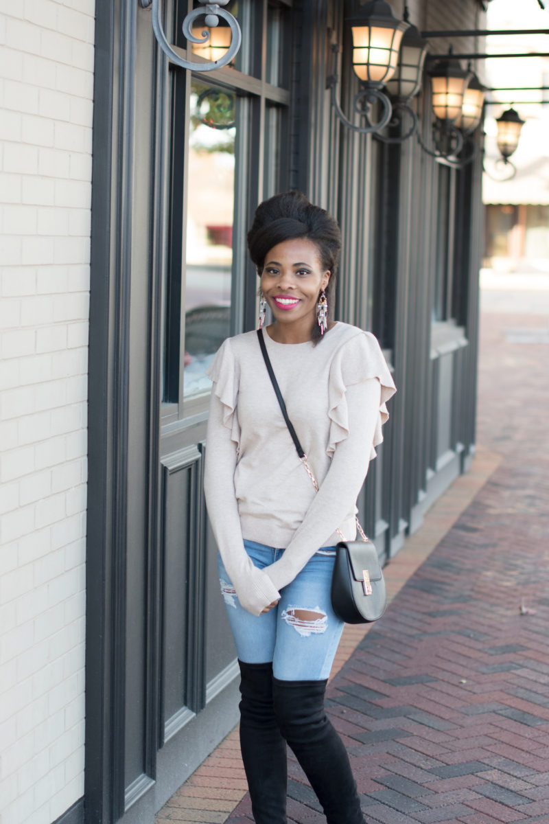 Amber Shannon St. Charles / Chicago Fashion Blogger