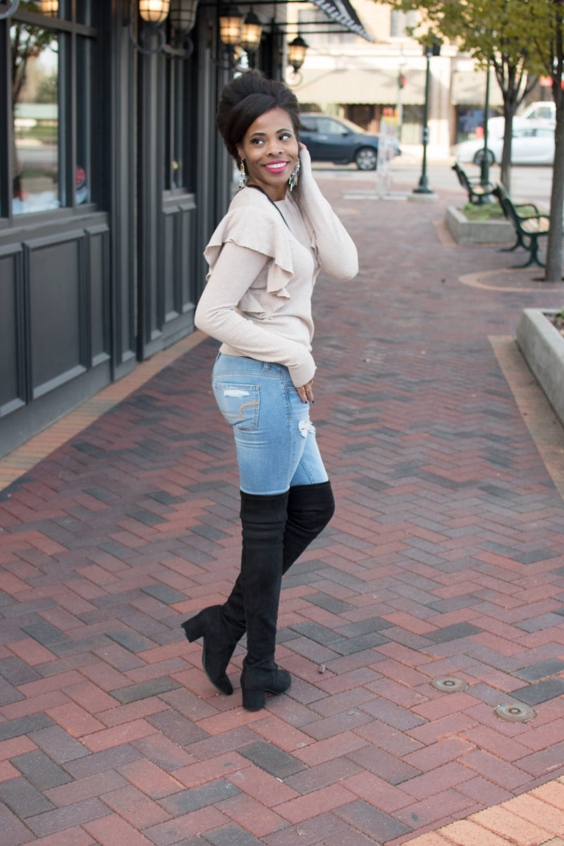 Amber Shannon St. Charles, IL / Chicago Fashion Blogger