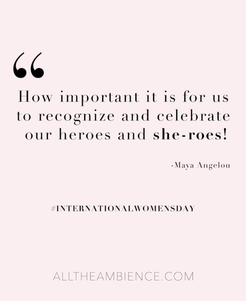 International Women\'s Day | Quotes Empowering Women - All ...